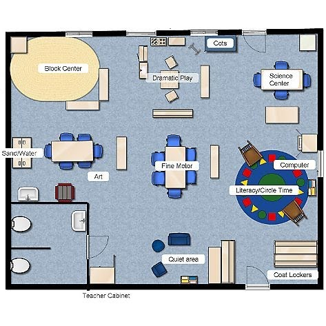 Pre K Room Layout Best House Interior Today