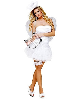 costumes Pictures angel of adult