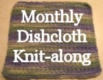 Monthly Dishcloth KAL