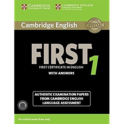 PDF] Download Cambridge English First 1 for Revised Exam