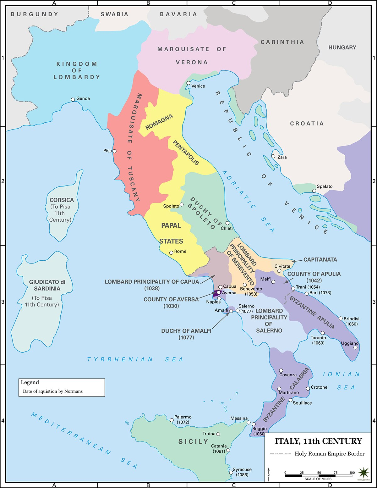 Medieval Map Of Italy.Medieval Trade Routes Campaign Maps Anno Domini 1064