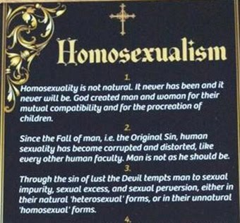 Mother complex homosexuality in christianity