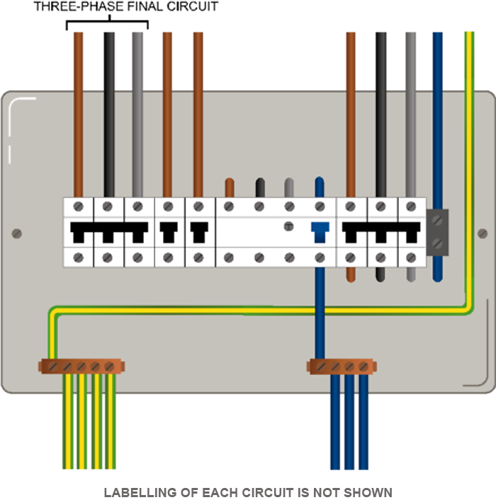 three phase electrical wiring diagram ewiring wiring diagram for reversing contactor the