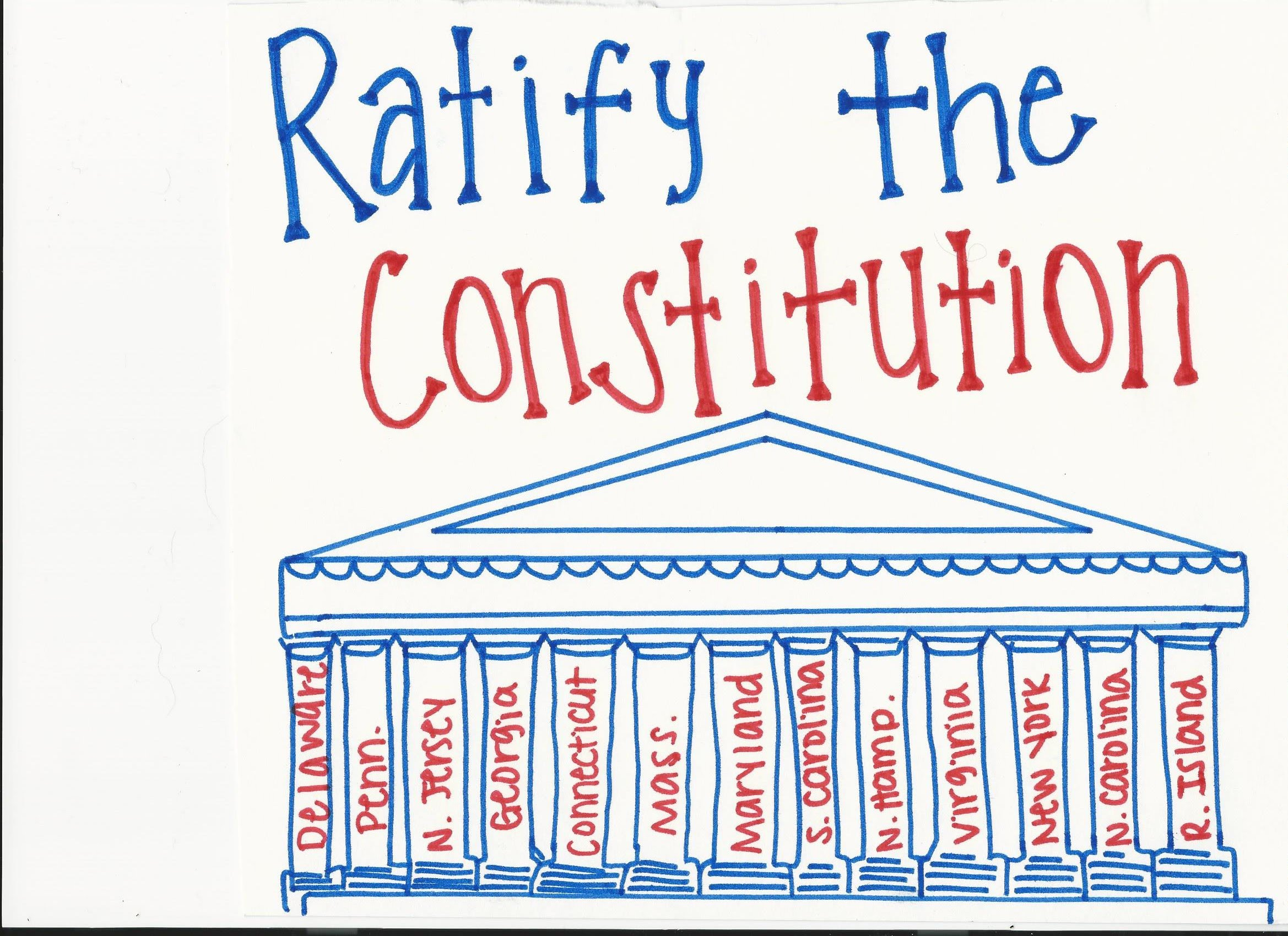 AP Gov Ratify the Cons...