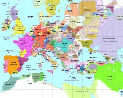 geography map of north america Europe: Lauren   AP Human Geography Migration