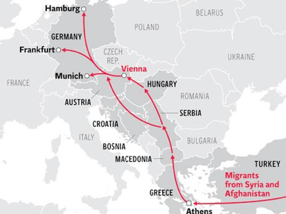 Schengen Agreement Ap Human Geography Migration