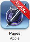 Pages iOS app Apple