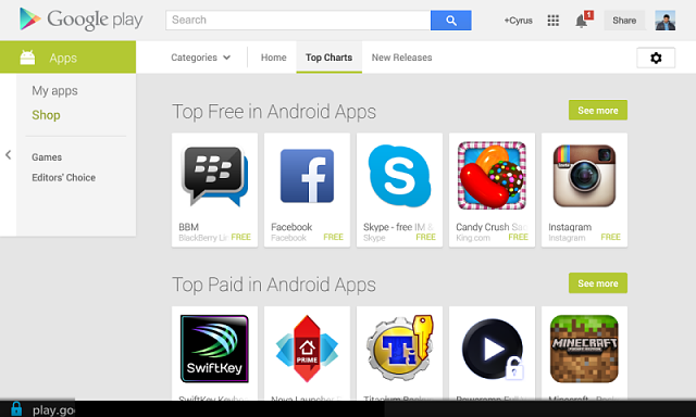 facebook free download play store