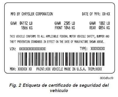Descripcion detallada del PT Cruiser TolucaWeb.com.mx