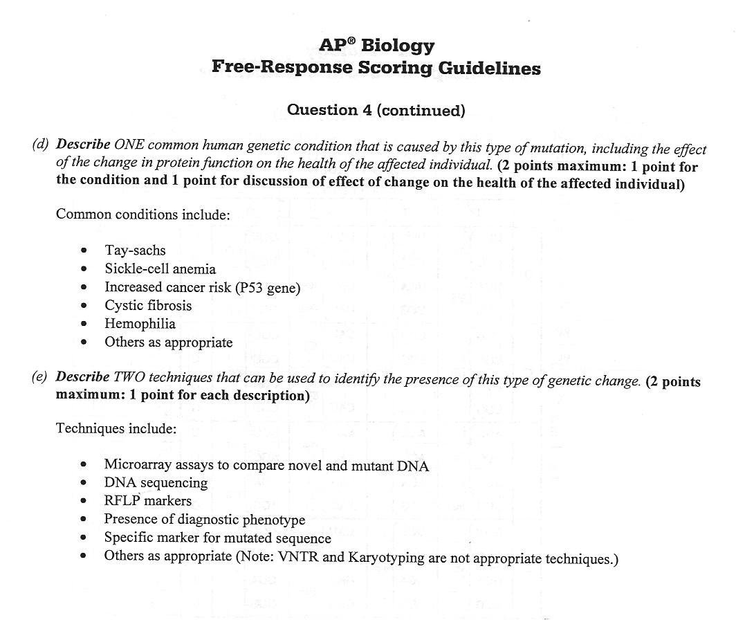 bio practice exam Page 1 ap biology: 2013 exam review ap biology exam review guide page 9 ap biology: 2013 exam review thinking practice 1 for each molecule shown to the.