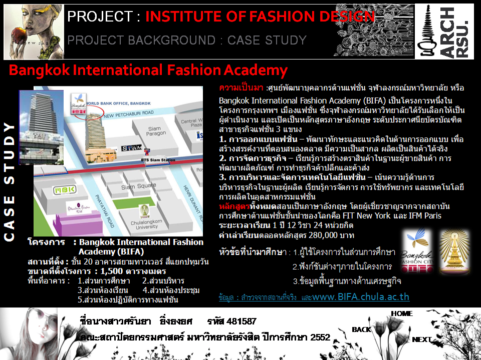 Fashion Design Institute Etc Arc595 481587