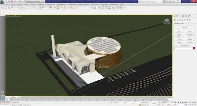 Revit to 3DS Max to Unity 3D: Mosque Project - ARCH 531 RICH