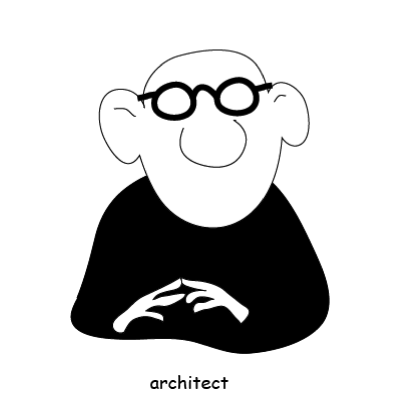 NOTES ON BECOMING A FAMOUS ARCHITECT: 10. Pay attention to your glasses