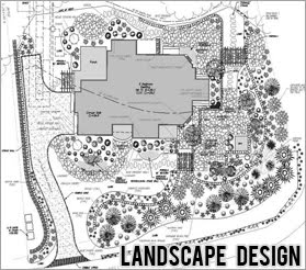Cad Drawings Landscape Design Architectural Drawing Agency - Landscape design drawings