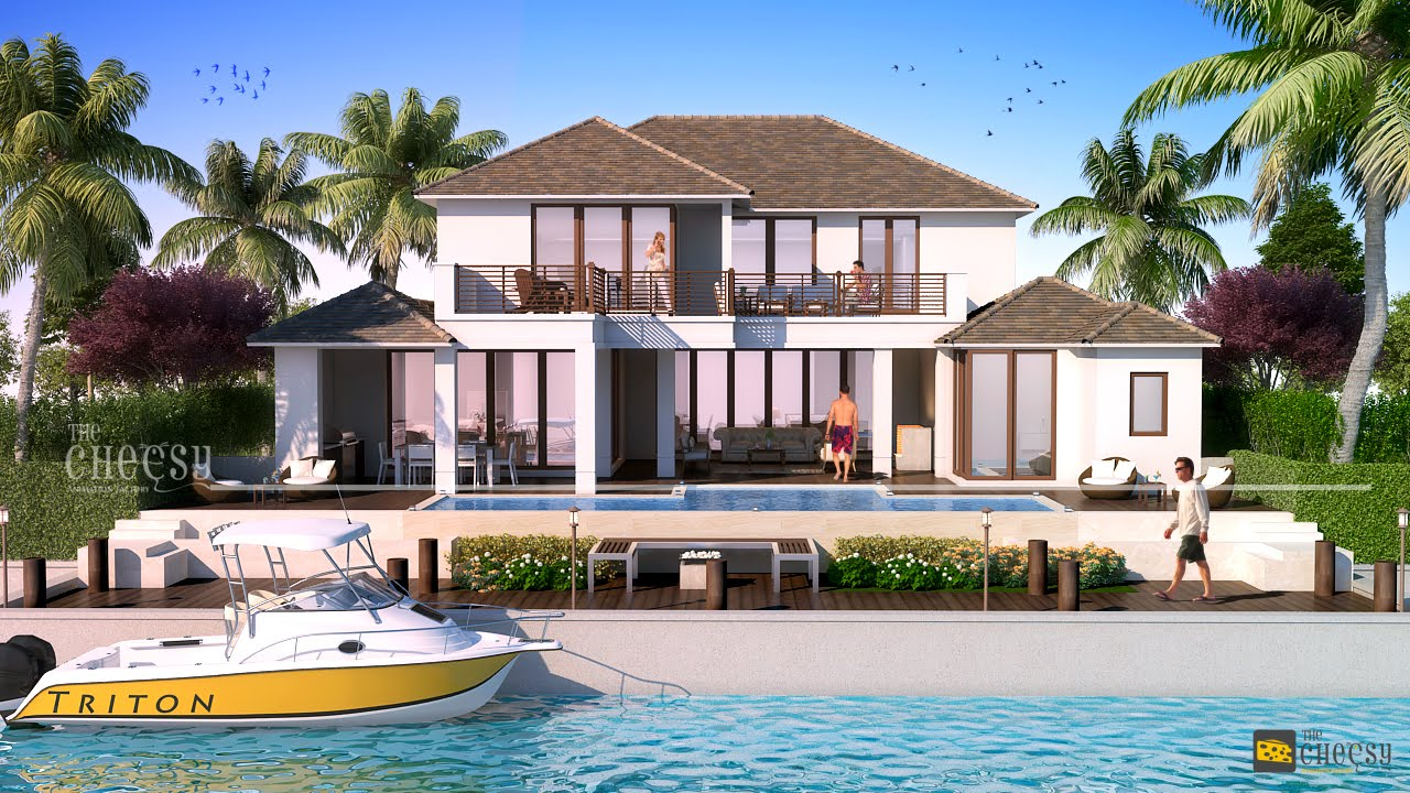 House Designs In India Small 3d Architectural Walkthrough