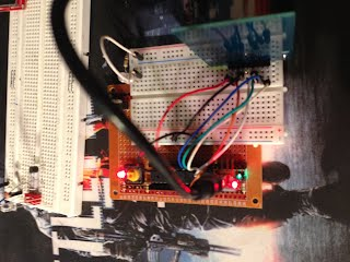 Arduino Uno with Mifare RFID RC522 - RepRapPro me
