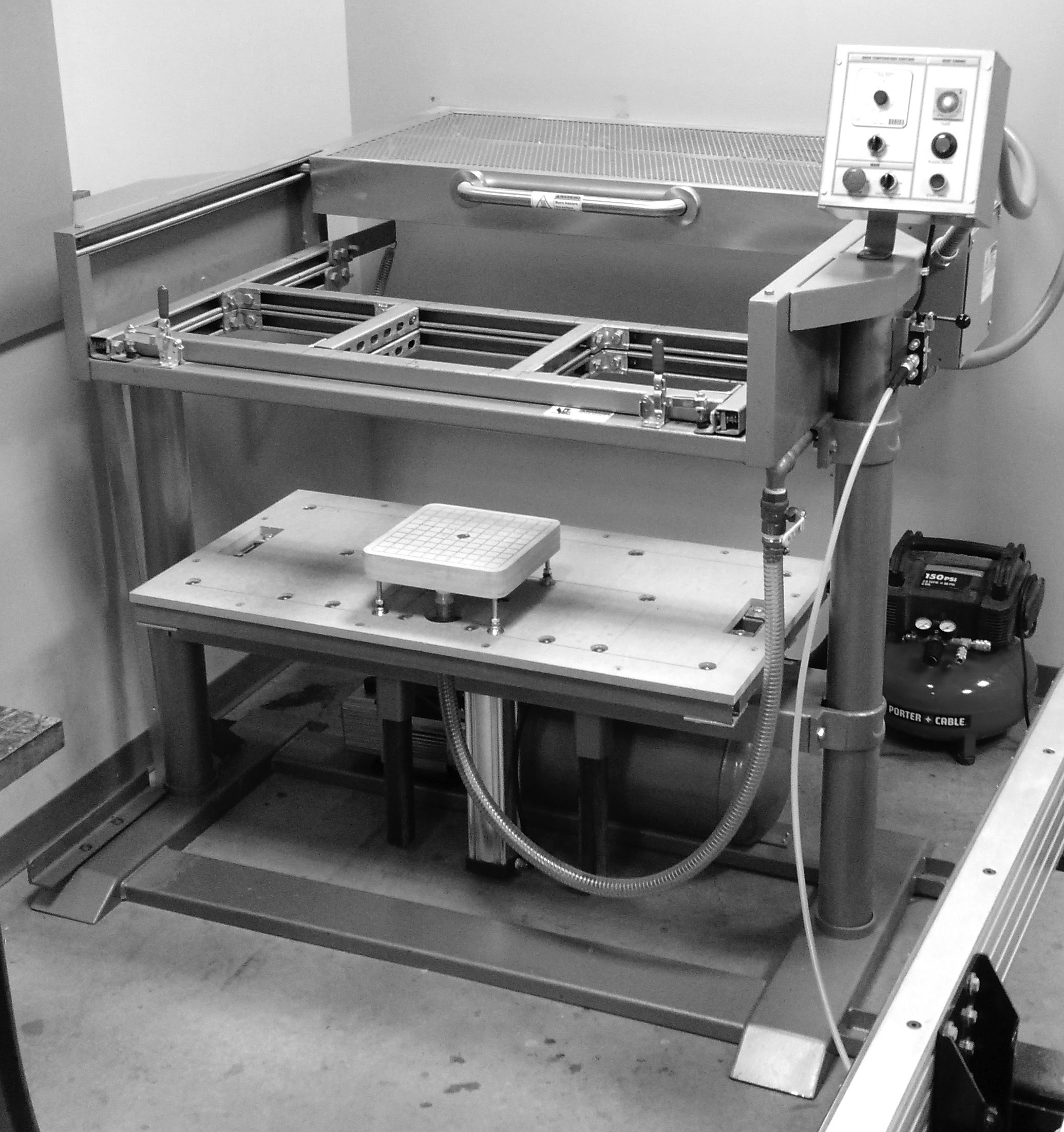 Vacuum Forming Center For Applied Research