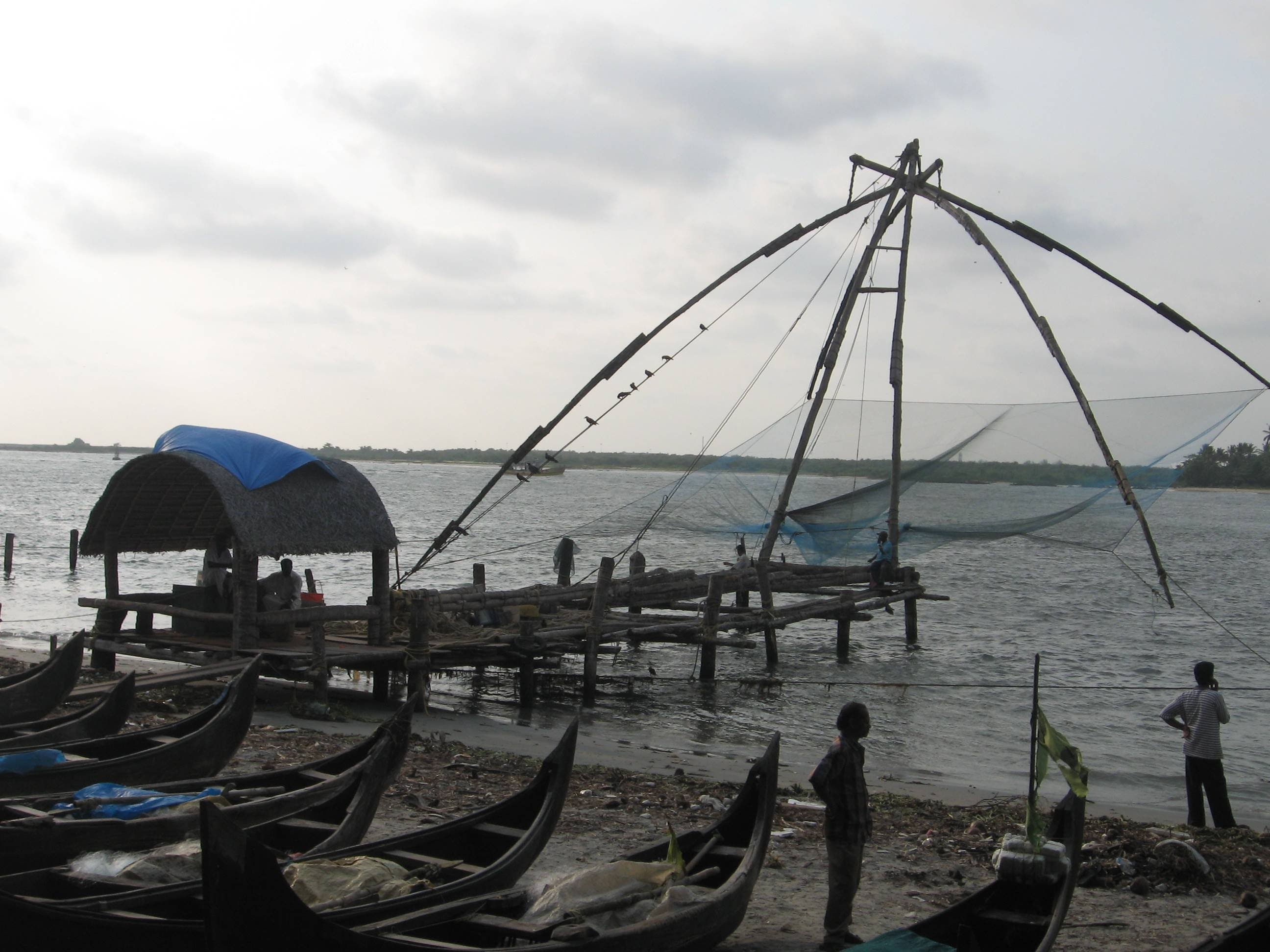 chinese fishing net cochin kochi