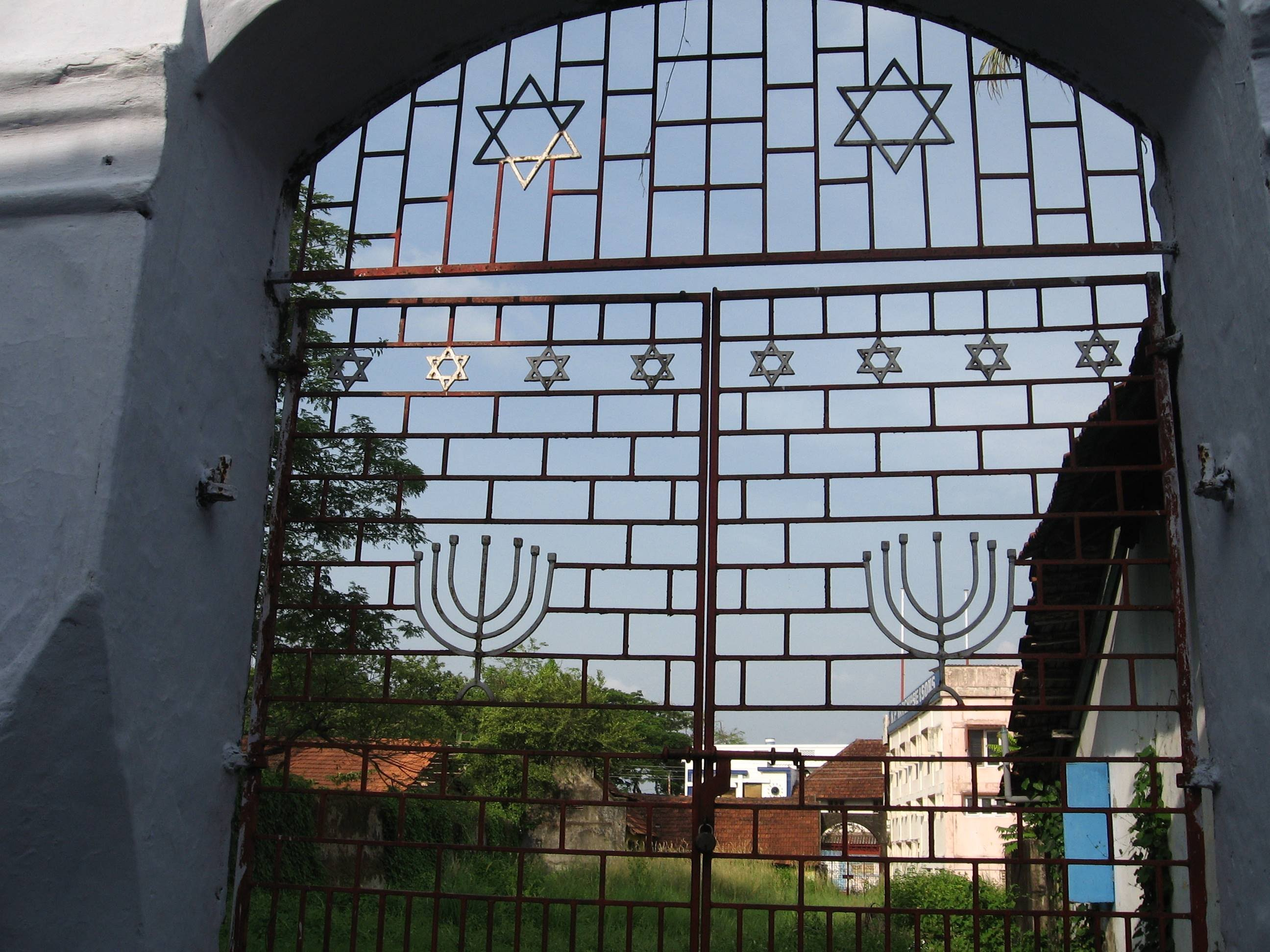 synagogue gate