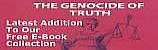 Latest Free E-Book - Genocide Of Truth - by Sukru Server Aya, Based On Neutral or Anti-Turkish Sources