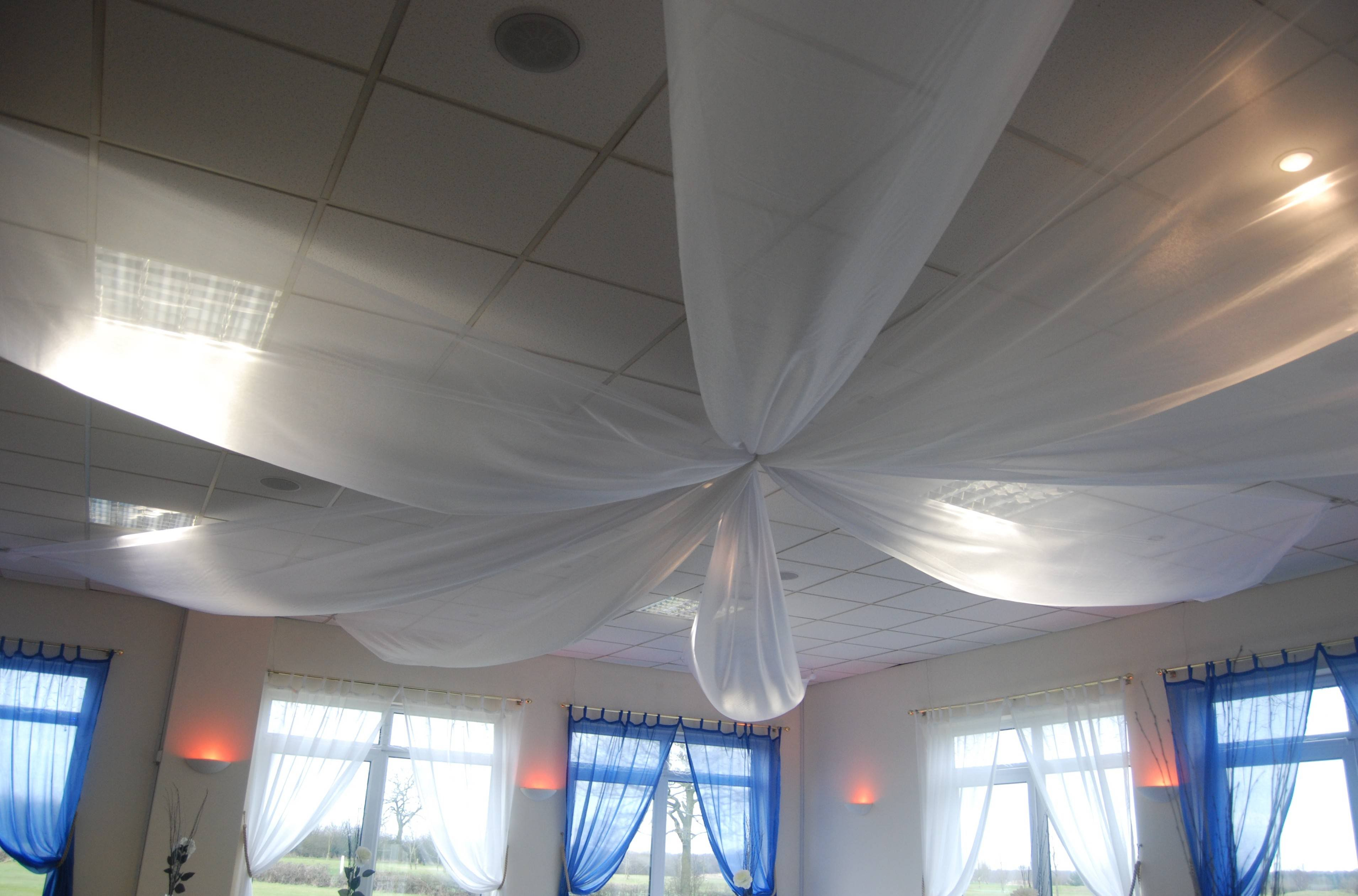 DRAPES FROM CEILING « Ceiling Systems