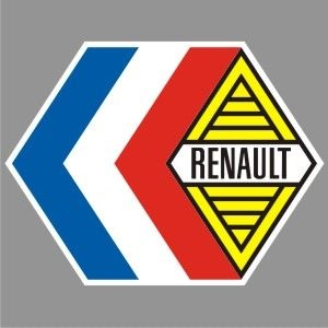 Stickers Rallye Vintage Pour Vhc Art Graph Stickers