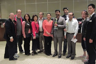 The Articulates at Toastmasters Area Contest 3/9/13