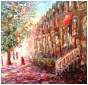 Cityscapes - by Cristina Stefan - Art Studio 29 - Canada