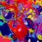 Abstract painting by C Stefan - Art Studio29