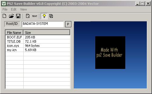 How to configure LaunchELF
