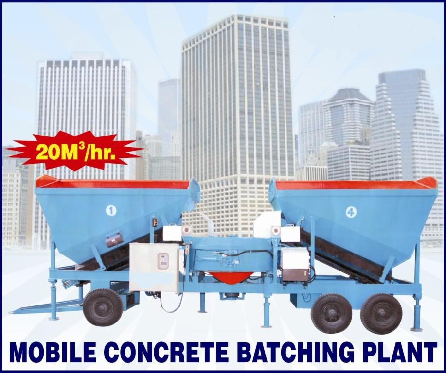 Mini Concrete Batch Plant Cube : Products asphaltequipment