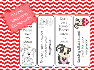 http://www.teacherspayteachers.com/Product/Valeninte-Bookmark-Sampler