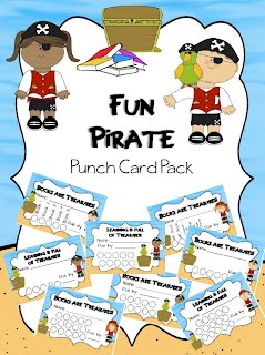 http://www.teacherspayteachers.com/Product/Fun-Pirate-Punch-Card-Pack-1264714