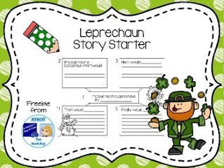 https://www.teacherspayteachers.com/Product/Leprechaun-Story-Starter-258189