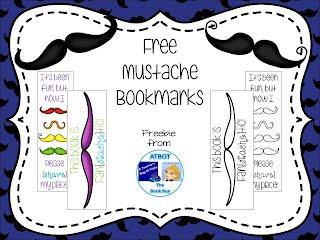 https://www.teacherspayteachers.com/Product/Free-Mustache-Bookmarks-1833362