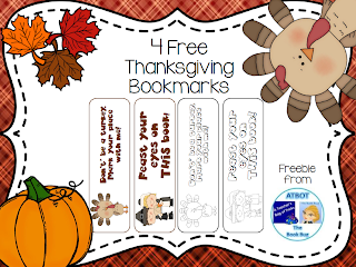 https://www.teacherspayteachers.com/Product/Thanksgiving-Sample-Bookmarks-404638