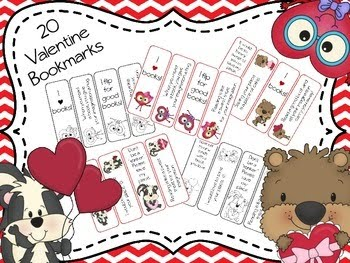 https://www.teacherspayteachers.com/Product/20-Valentine-Bookmarks-541856?aref=3s0mbrfe