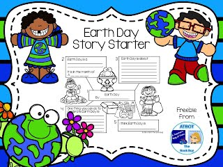 https://www.teacherspayteachers.com/Product/Earth-Day-Story-Starter-2492979