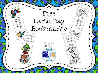 https://www.teacherspayteachers.com/Product/Free-Earth-Day-Bookmarks-2493449