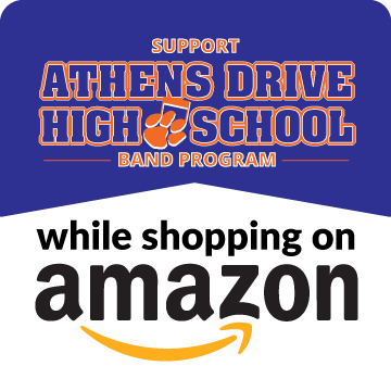 Shop amazon and support athens drive high school band