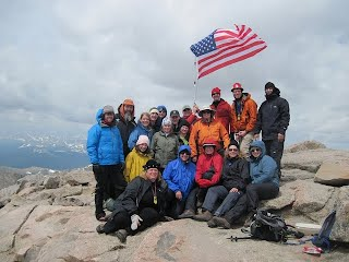 Mount Evans, Colorado, 2011 14,264 feet above sea level