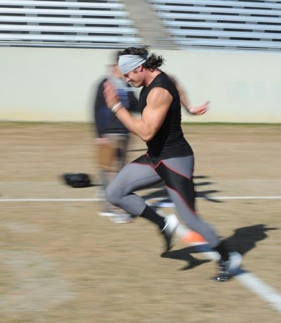 Mike Niam45 Wofford College - Pro Day
