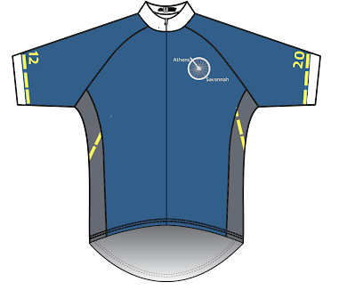 AthensSavannah2012 Jersey Front