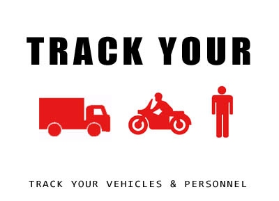 track people or vehicles