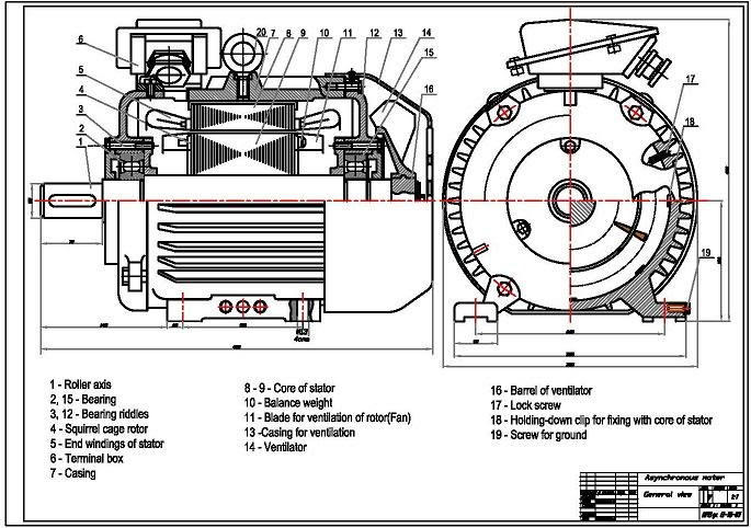 Induction Motor Wikipedia