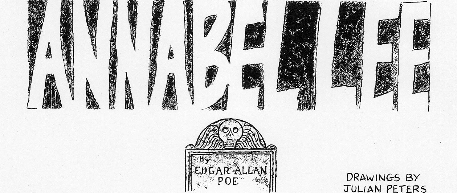 Annabel Lee Author Study Edgar Allan Poe
