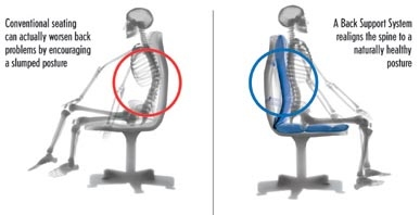 Ergonomics Design and Market Size Executive Office Chair