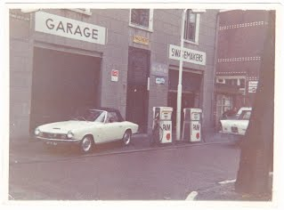 Garage Swagemakers in 1971.