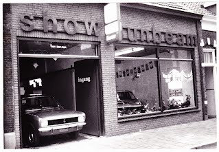 Garage Swagemakers in 1971