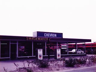 Garage Swagemakers in 1981